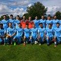 1st Team beat Abbey Hulton United 3 - 5