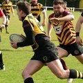 Hinckley 37Sheffield Tigers 34