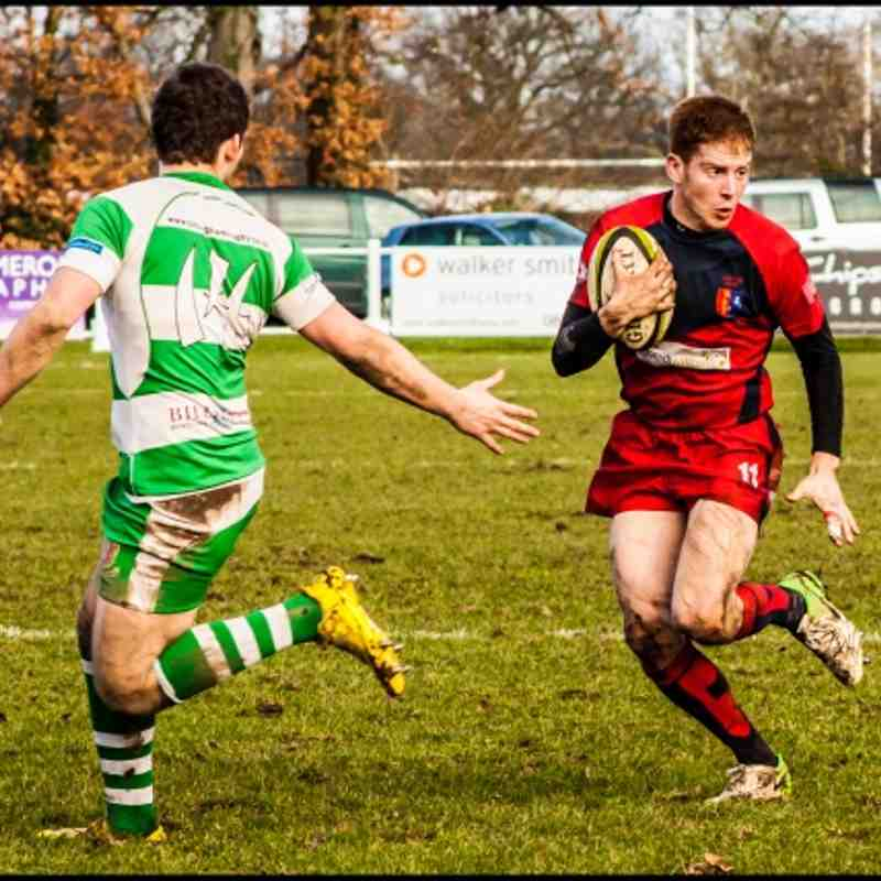 Chester 1st XV vs Billingham 16:02:13