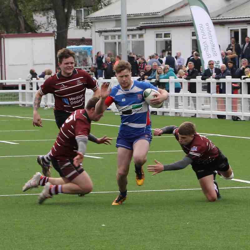 Staffs Final Leek v Newcastle