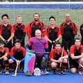 Men's 2's lose to Wapping 7 2 - 1