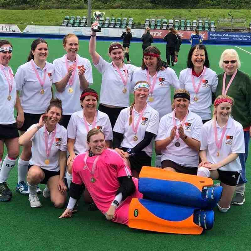 Ladies 1st cup final 2017/18