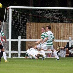 Vs Averly 28th July 2012