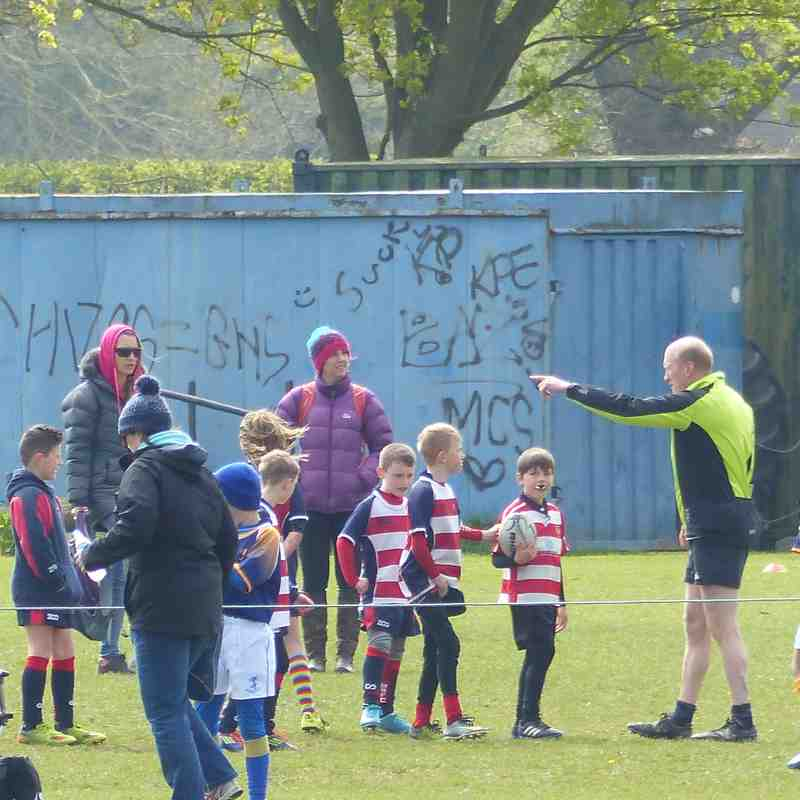 U9s Festival 2017 - the last use of pitches 2 &3??