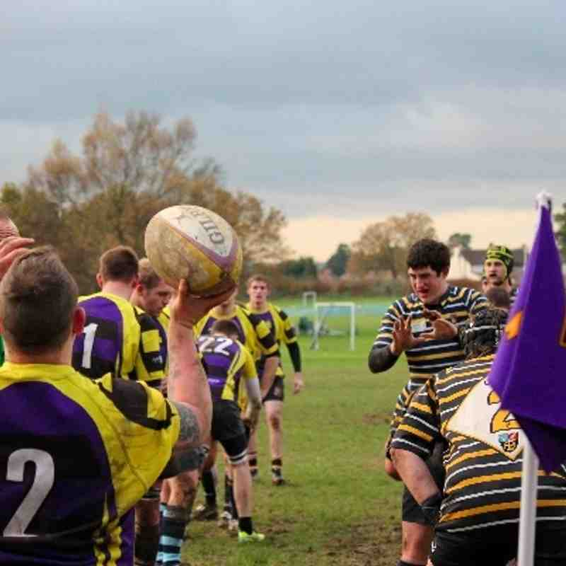 Old Caterhamians 2nd XV v Old Cranleighans 2nd XV - Saturday 23rd November - Photos by Betterview Photography