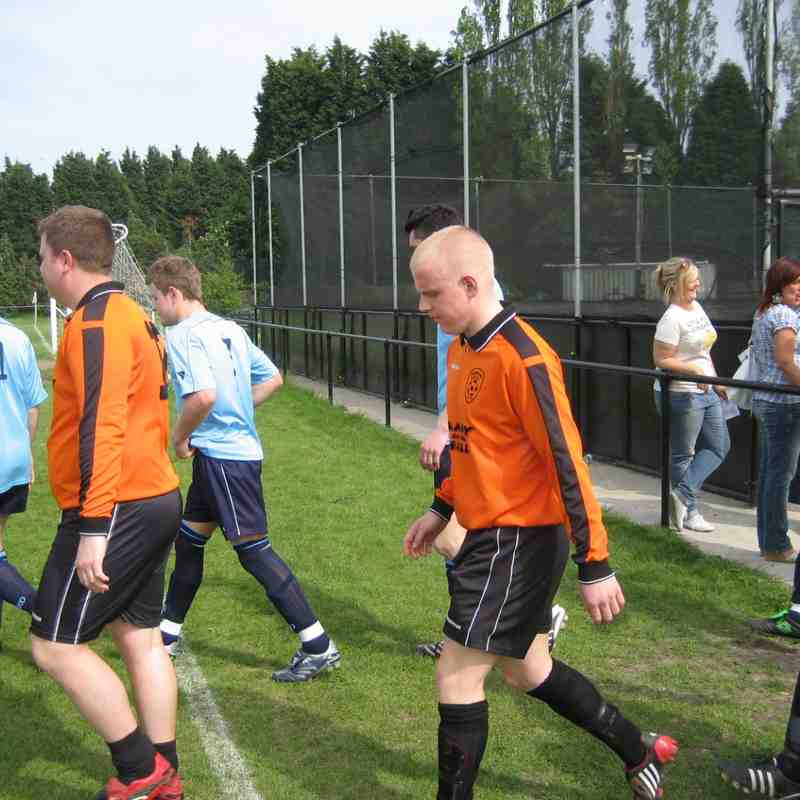 2008 Queen Mary Cup Final
