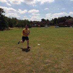 Pre Season Training 2015