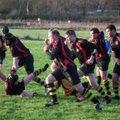 Wotton Rugby Football Club beat Yate 14 - 28