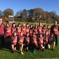 U13 beat Pontefract 9 - 1