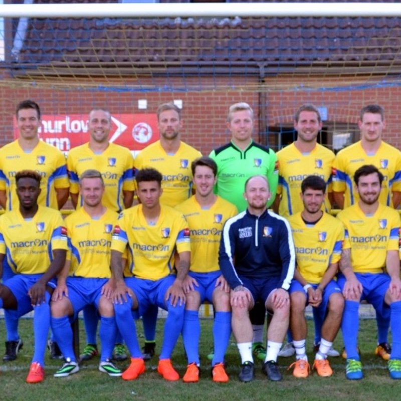 First Team beat Ely City 3 - 1