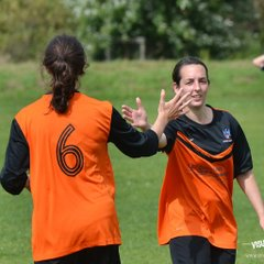 Wetherby Athletic Ladies v Castleford WR ladies (9th Aug 2015)