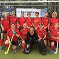 Southwick Ladies 2nds lose to Burgess Hill Ladies 3's 1 - 3