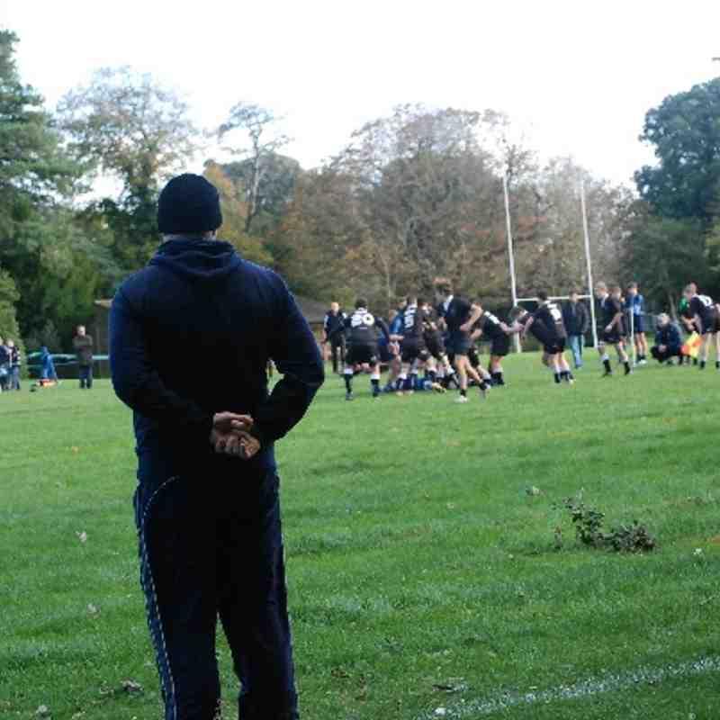 03.11.13  U16 Chichester vs Wimbourne