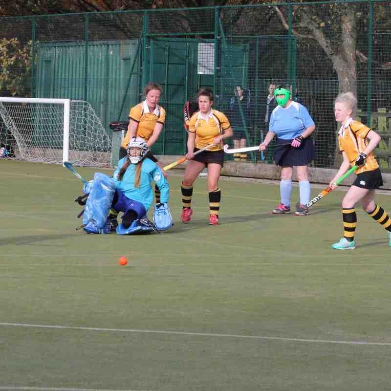 Ladies 2s vs Durham City 2 10.11.18