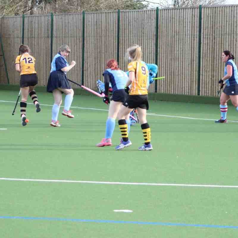 Ladies 2s vs Durham City 2 16.02.19