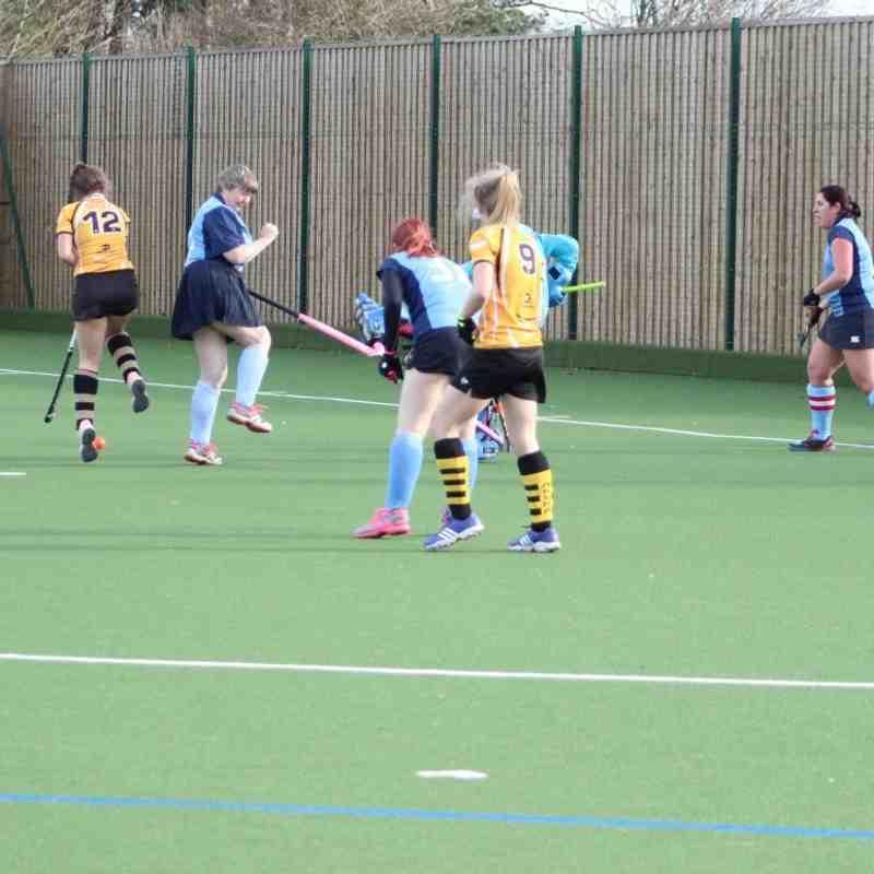 Ladies 2s vs Durham City 2 16.02.19