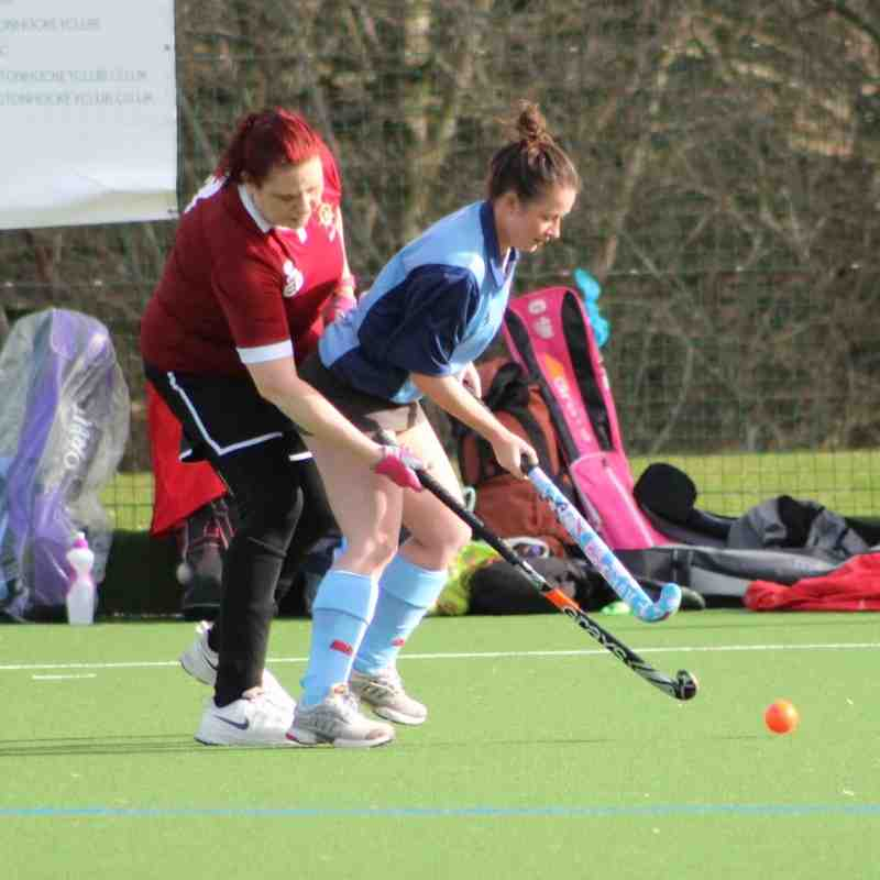 Ladies 2s vs South Shields 02.03.19