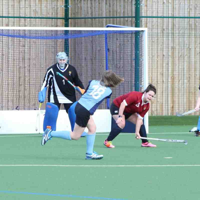 Ladies 2s vs South Shields 02.03.19