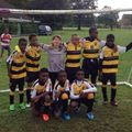 Under 13s beat Sevenoaks Town 1 - 3
