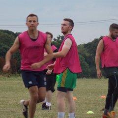 Pre-season Training 26.07.16