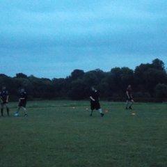 Pre-season Training 02/08/16