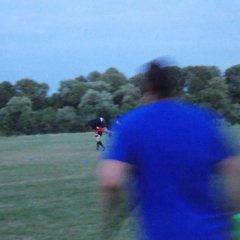 Pre-season training 09.08.16