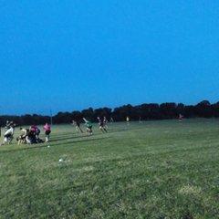 Pre-season Training 30.08.16