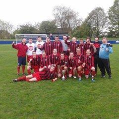Reserve Cup Final - CCFC Res vs Hinton Res 07.05.12