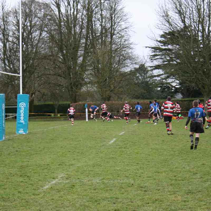 MRFC 2nds vs Frome 2nds