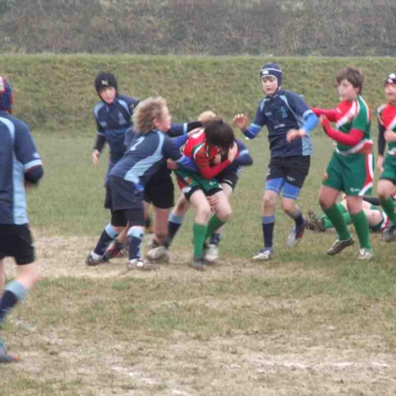U12 Narberth vs Dunvant