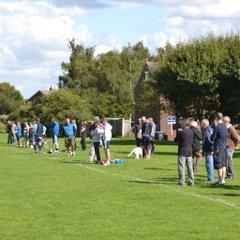 Shevington FC v St Judes - 15th August 2015