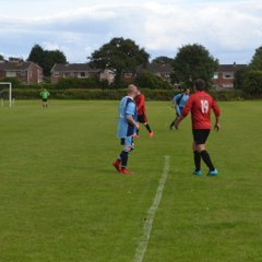 Shevington FC v Wigan Rovers - 29th August 2015