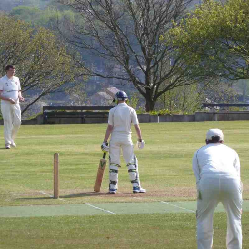 2nd XI v Low Moor shield 08-05-16