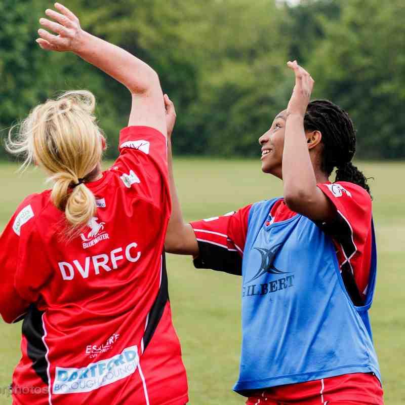 Ladies match - Community Day