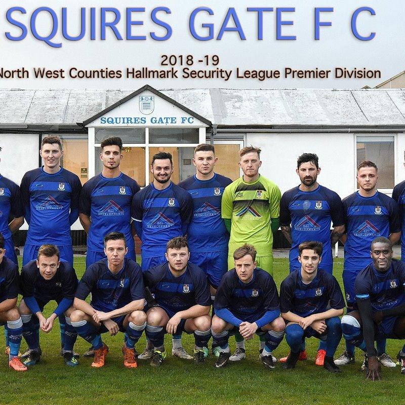 1st Team beat Barnoldswick Town FC 5 - 2