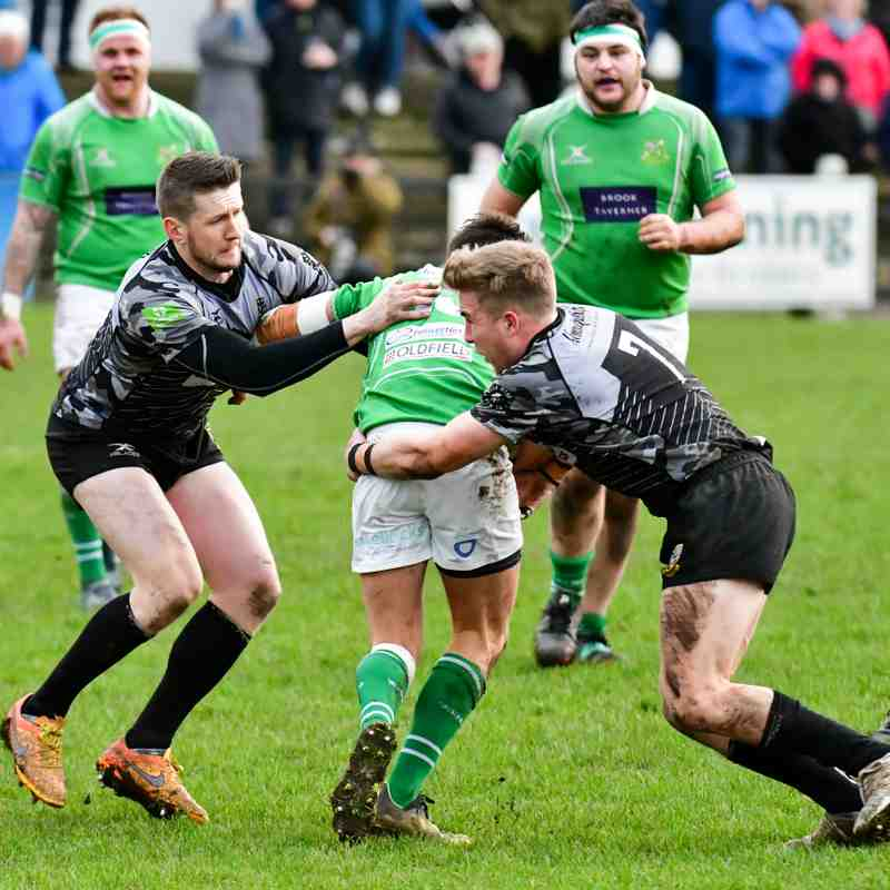 190112 Otley v Wharfedale (Pictures by Chris Hyslop - except 22)