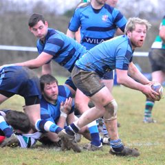 Alchester Vs. High Wycombe 07/02/2015