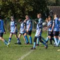 Under 14 beat Lytchett RFC 22 - 5