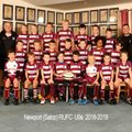 Newport (Salop) RUFC vs. Training & Christmas Party