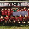 Aylesbury FC U18s beat Buckingham Athletic U18 Youth 1 - 0