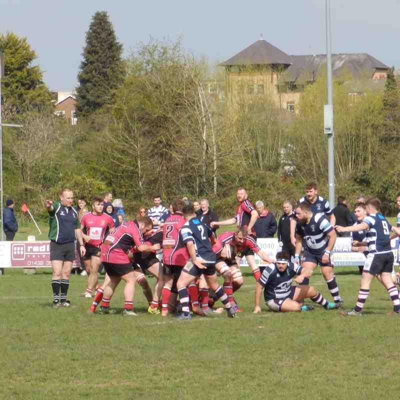 Stourbridge Lions April'19