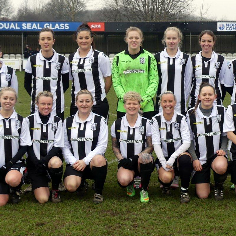 Farsley Celtic Ladies 3 - 3 Castleford White Rose Ladies