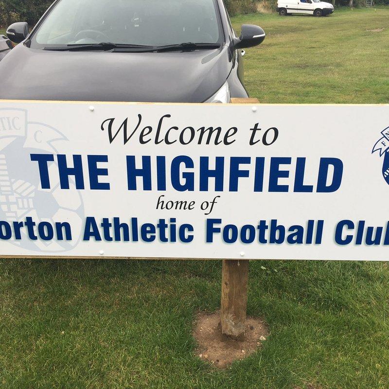 Norton Athletic Vets 1 Bungay Town Vets 3