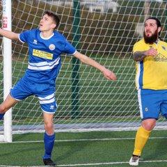Kirkley U23's v Norton Athletic Dec 18