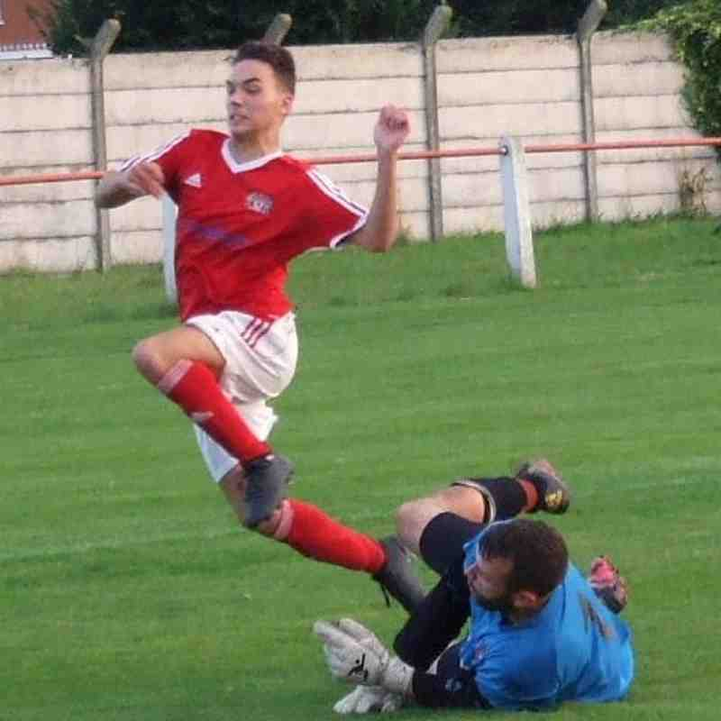 Heys Reserves 4 Heywood St. James 0 (30 Aug 16)