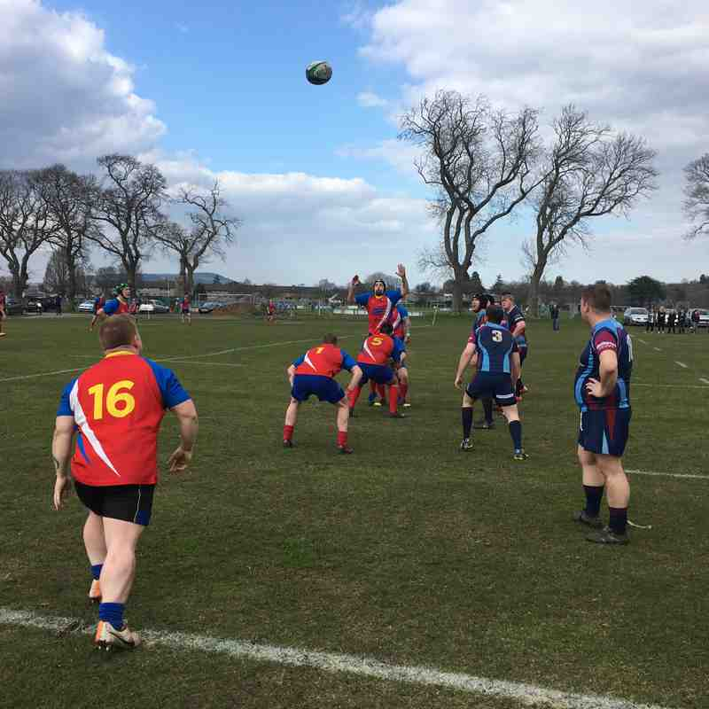 Inverness CD vs Dyce RFC