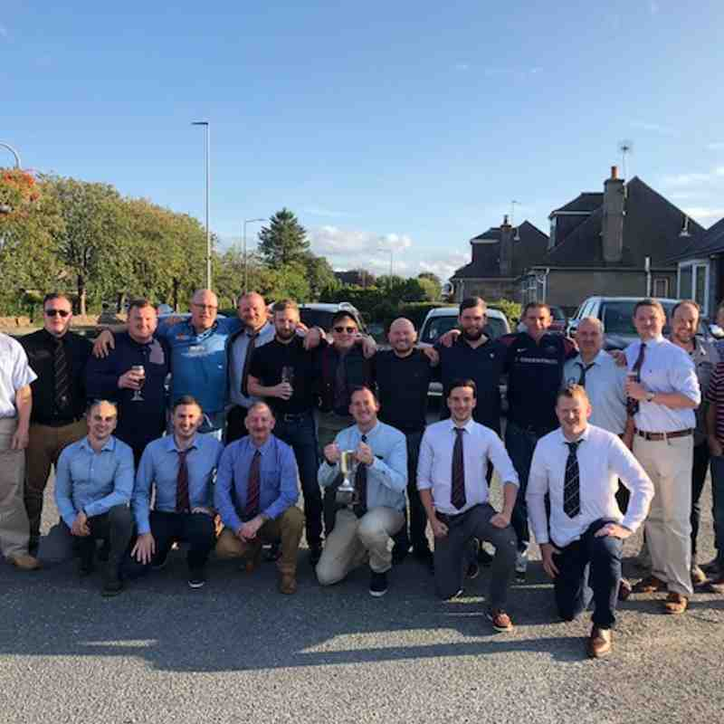 Dyce RFC vs Old Boys 25/08/2018