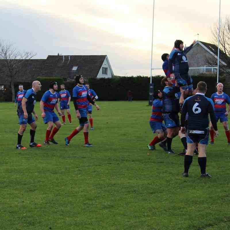 Dyce RFC vs Inverness Craig Dunain RFC DEC 2018