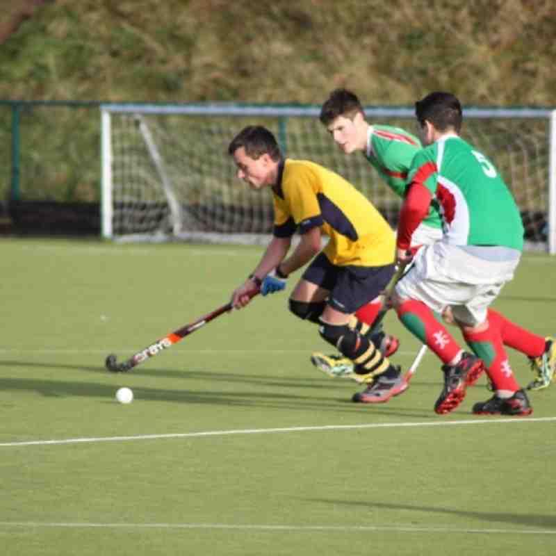 Mens Senior Vs Aberystwyth Uni A 15th December 2012