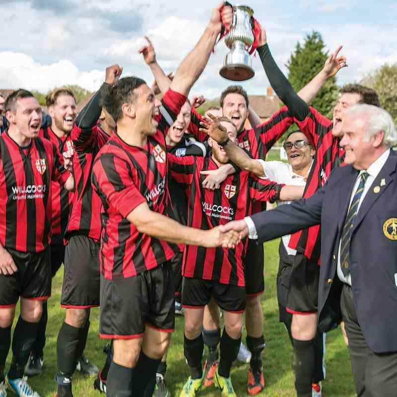 Farleigh Rovers League Winners